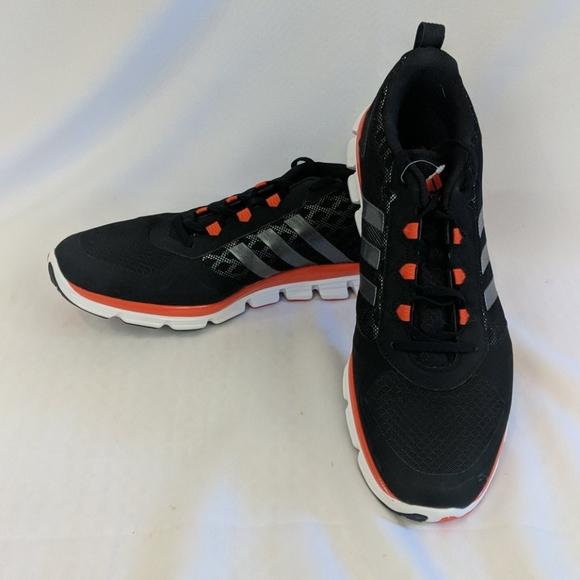 Adidas running gym shoe sneaker NWOT Men's 15